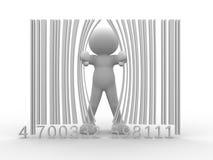 Código de barra Imagens de Stock
