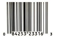 Código de barra Fotografia de Stock Royalty Free