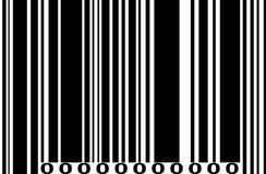 Código de barras ilustração royalty free