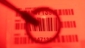 Código de barras Label metrajes