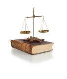 Código de leis Imagens de Stock Royalty Free