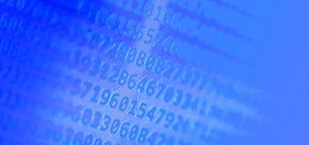 Código de ordenador del programa fotos de archivo