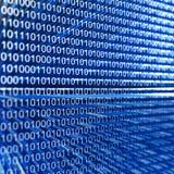 Código de software Imagem de Stock Royalty Free
