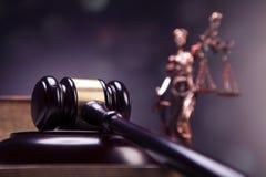 Código del tema, de los libros, del temida y de la ley de la ley fotos de archivo