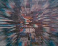 Código do programa Imagens de Stock