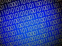 Códigos binarios Imágenes de archivo libres de regalías