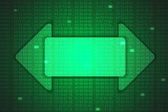 Códigos del hex. Imagen de archivo libre de regalías
