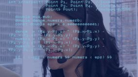 Códigos do agente e da relação do centro de chamada vídeos de arquivo