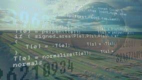 Códigos programados contra un campo