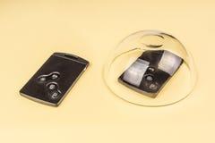 Cómo proteger su coche Fotografía de archivo