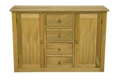 Cómoda de madera Imagenes de archivo