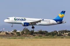 Cóndor A320 en librea especial Foto de archivo