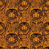 Cópia animal da ilusão ótica Foto de Stock