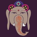 Cópia do feriado de Ganesh Fotografia de Stock