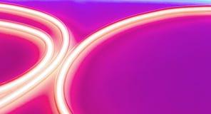 Cópia-espaço do fundo da luz de néon Imagens de Stock Royalty Free