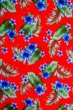 Cópia havaiana da selva feita do textured Fotos de Stock Royalty Free