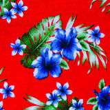 Cópia havaiana da selva feita do textured Fotografia de Stock