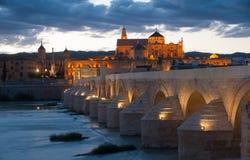 Córdoba en el amanecer Imagen de archivo