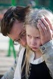 córka ojciec zdjęcie royalty free