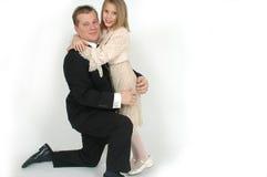 córka tatę tańczyć obrazy royalty free