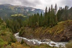 Córrego áspero Imagem de Stock