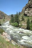 Córrego 12 da montanha de Colorado foto de stock royalty free