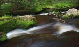 Córrego bonito Imagens de Stock