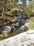 Córrego bonito Imagem de Stock Royalty Free