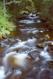 Córrego com rampas Fotografia de Stock Royalty Free