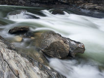 Córrego da água Foto de Stock Royalty Free