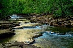 Córrego da fé Imagens de Stock Royalty Free