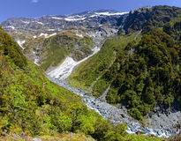 Córrego da montanha Imagem de Stock