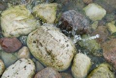 Córrego das pedras Imagem de Stock