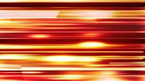 Córrego de dados vermelho borrado ilustração stock
