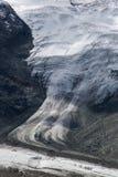 Córrego do gelo da geleira Imagens de Stock Royalty Free