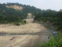 Córrego em Corbett Foto de Stock