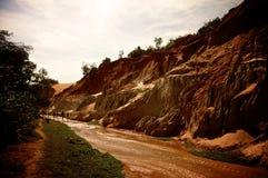 Córrego feericamente Foto de Stock Royalty Free