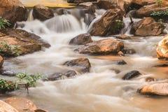 Córrego liso de seda Imagem de Stock Royalty Free