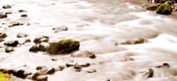 Córrego longo da exposição Imagem de Stock