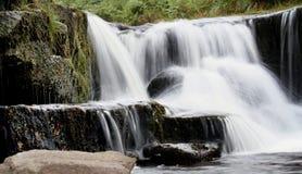 Córrego no campo britânico Imagem de Stock Royalty Free