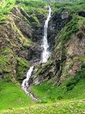 Córregos e cachoeiras Fotografia de Stock