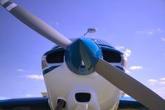 Cône de nez d'aéronefs. Photos libres de droits