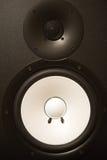Cône sonore de haut-parleur Images stock