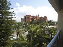 Côté d'Antalya d'hôtel de Hane image stock