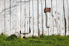 Côté de grange Image stock