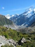 Côté de montagne Photos libres de droits