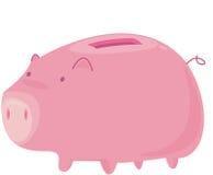 côté porcin illustration de vecteur