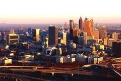 Côté sud d'Atlanta's images stock