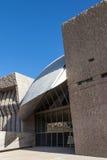 CÔTE ADEJE, TENERIFE/SPAIN - 22 FÉVRIER : Centre de conférences dedans Photos stock