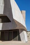 CÔTE ADEJE, TENERIFE/SPAIN - 22 FÉVRIER : Centre de conférences dedans Images libres de droits